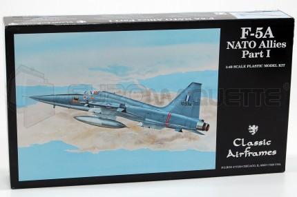 Cl. Airframes - F-5A  OTAN