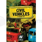 Vallejo - Book civil vehicles weathering