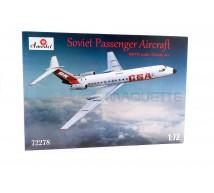 A model - Tu-134 CSA Crusty A