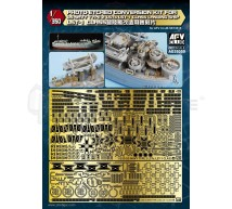 Afv club - LST-1 detail set (AFV Club)