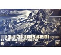 Bandai - HG RX-0 Banshee Norn Destroy model (0193259)