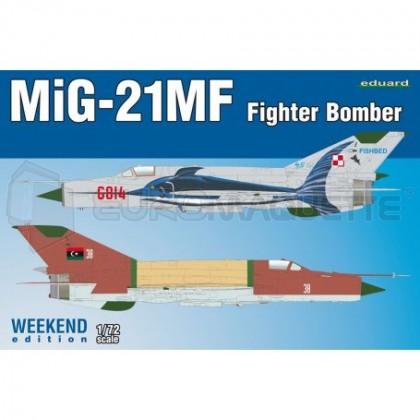 Eduard - Mig-21 MF (Week end)