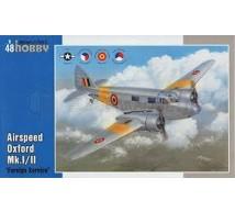 Special hobby - Fairey Oxford Mk I/II Export