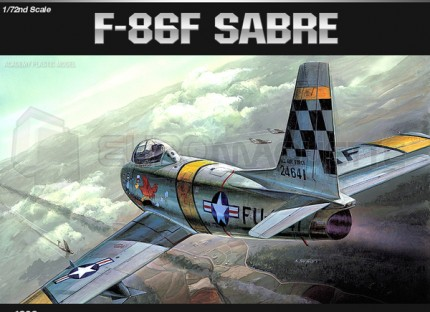 Academy - F- 86F Sabre