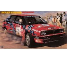 Hasegawa - Lancia Delta HF San Remo 1989