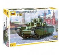 Zvezda - T-35 tank