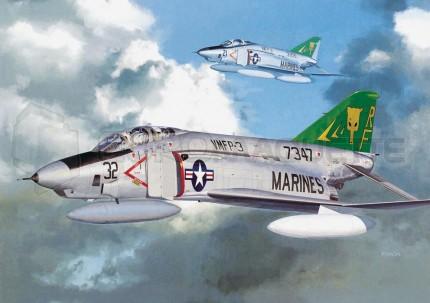 Hasegawa - RF-4B Phantom USMC