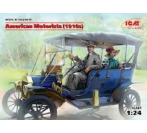 Icm - American motorists 1910