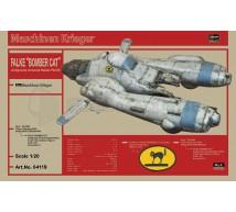 Hasegawa - MaK Falke Bomber cat