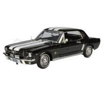 Motor max - Mustang 64 1/2 noire