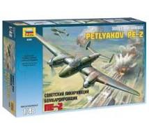 Zvezda - Pe-2 Petlyakov