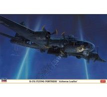 Hasegawa - B-17G Airborne Leaflet