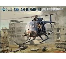 Kitty hawk - AH-6-J/MH-6J & Figures
