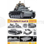 Dragon - Pz II Ausf B 1/6