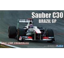 Fujimi - Sauber C30 Brazil GP