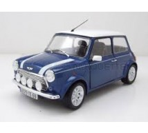 Solido - Mini Cooper 1.3i Sport pack Bleue
