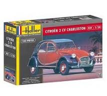 Heller - Citroen 2Cv Charleston