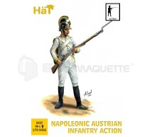 Hat - Austrian infantry in action
