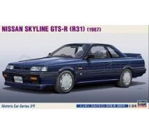 Hasegawa - Skyline GTS-R R31 1987