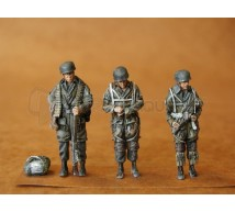 Cmk - Paras Allemands WWII (x3)