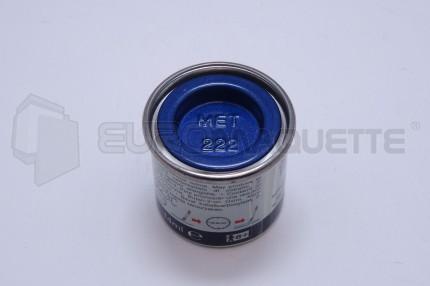 Humbrol - bleu nuit metal 222