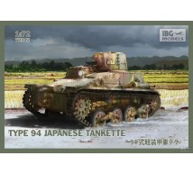 Ibg - Tankette Type 94