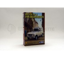 EBBRO - Renault 4L Fourgonnette