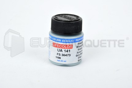 Life Color - Gris bleu clair Français UA141 (pot 22ml)