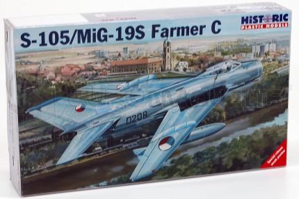 Hpm - Mig 19-S