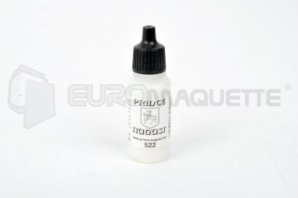 Prince August - Vernis Satiné 522 (pot 17ml)