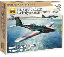 Zvezda - Fairey Battle