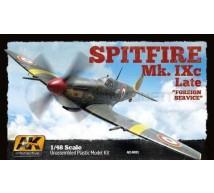 Ak interactive - Spitfire Mk IXc Late