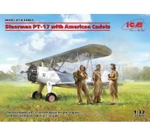 Icm - PT-17 & American Cadets