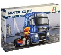 Italeri - MAN TGX XXL D38