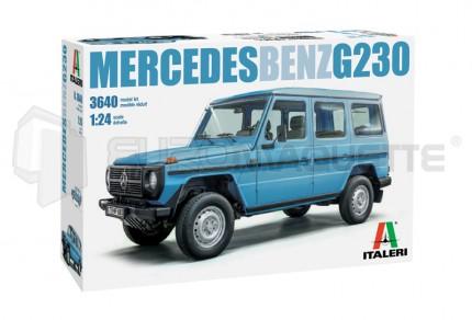 Italeri - Mercedes Benz G230