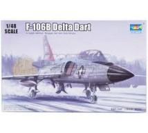 Trumpeter - F-106 B Delta Dart