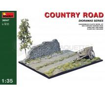 Miniart - Route de campagne