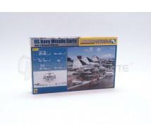 Skunkmodels - USN missiles carts & officers