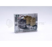 Afv - German Jerrycans Fuel/Water