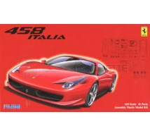 Fujimi - Ferrari 458 detail set