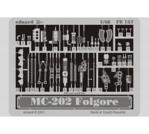 Eduard - MC-202 Folgore (hasegawa)