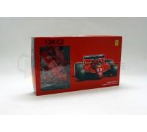 Fujimi - Ferrari 126 C2 Saint Marin 82 GP1