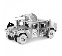 Metal earth - Hummer 3D kit