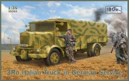Ibg - 3Ro Italian truck