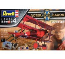 Revell - Coffret Baron Rouge 1/28