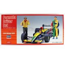 Hasegawa - Formula 1 driver set