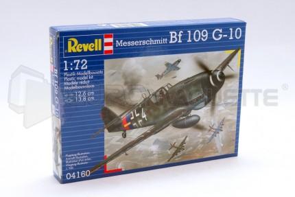 Revell - Bf-109 G10