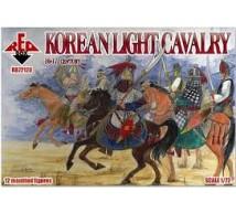 Red box - Korean light cavalry 16/17s