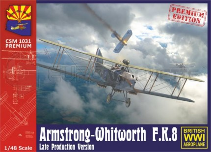 Copper state models - Armstrong Whitworth Mk 8