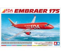 Tamiya - Embraer 175 FDA 1/100